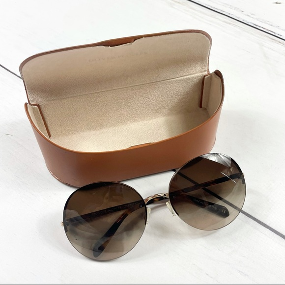 Oliver Peoples Jorie Sunglasses OV1188S 503513 with Case